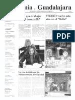 Periódico Economía de Guadalajara #08 Diciembre 2007
