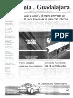 Periódico Economía de Guadalajara #13 Mayo 2008