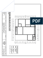 Rencana Balok Plat Atap