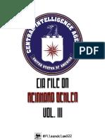 GEHLEN Reinhard CIA File VOL 3