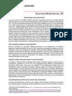 28Apr10 EBO Election Monitor No. 20