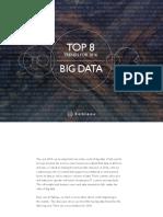 Top 8 big data trends 2016