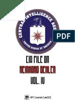GEHLEN Reinhard CIA File VOL 4