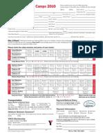 2010 Reg Form