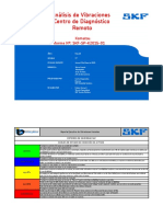Motor SKF-SP-03201505