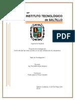 Ingeniería Industrial Taller de Investigacion
