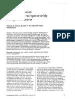 19. Understanding ED Through Frameworks