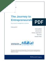 21. the Journey to Entrepreneurship Key Account Management in Pharma