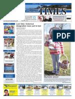 April 1, 2016 Strathmore Times