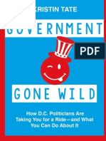 Government Gone Wild Chapter Preview