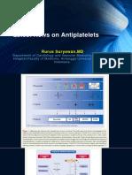 3.1 Latest News on Antiplatelet - Dr. Rurus Sp.jp