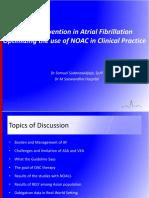 5.1 Stroke Prevention in AF - Dr. Samuel Sp.jp