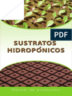 Manual de Productos Sustratos Hidroponicos