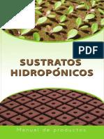 Manual de Productos Sustratos Hidroponicos
