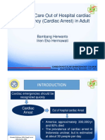 Primary Care Out of Hospital Cardiac Emergency (Cardiac Arrest) in Adult - Bambang Herwanto, MD, FIHA.pdf
