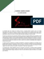 CIA. Sandrine Legendre Textos Dosier y Galeria