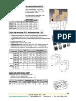 Cemar 2013 Cajas Distribucion Embutidas Pag 13-15