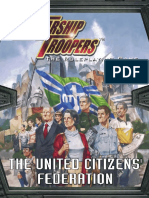 Starship Troopers - United Citizens Federation | Citizenship