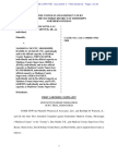 Warnock Federal Amended Complaint