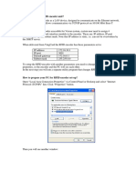 How to Set the IP Adress