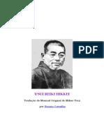 Usui Reiki Hikkei - Manual Mikao Usui