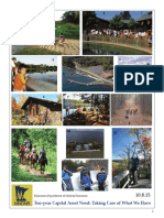 Minnesota DNR 10 Year Capital Asset Plan