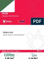 EHub - Apresentação Comercial