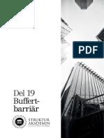 Strukturakademin - del 19 (Buffertbarriär)