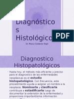 Oncología - Diagnostico Histopatologico