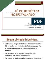 Comite Bioetica Hospitalaria