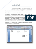 Documentos de Word