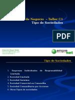 Tipo de Empresas en Chile 17356
