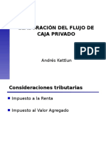 Elaboracion Del Flujo de Caja II