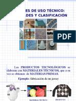 Tema 3 Clasificación y Propiedades de Los Materiales