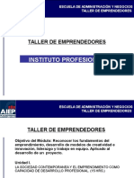01 Emprendedores e Innovacion