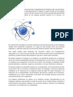 Aplicaciones Tecnológicas de La Emisión Electrónica de Los Átomos