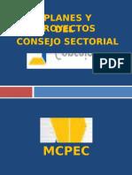Consejo Sectorial