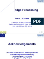 2 Knowledge Processing
