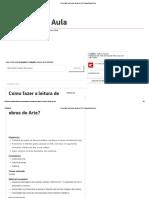 Como Fazer a Leitura de Obras de Arte_ _ Nova Escola Clube
