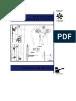 Instalaciones Hidráulicas y Sanitarias - Ducha Sencilla 1