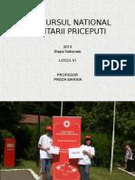 Sanitarii Priceputi 2012-2013