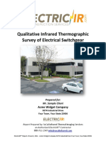 ElectricIR Sample Report