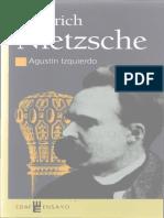 Agustín Izquierdo. Friedrich Nietzsche