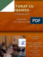 Lectorat Cu Părinţii 2013-2014
