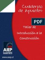 Taller de Introducción a La Construcción - ECO121