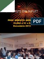 Dăruieşte Din Suflet 2013-2014