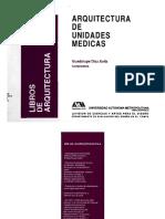 Arquitectura de Unidades Medicas