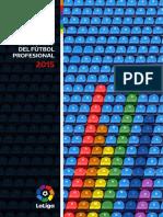 Informe Económico del Fútbol Profesional (2015)