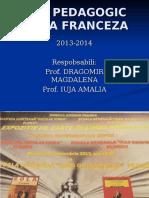 Cerc Pedagogic 2013-2014
