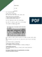 Formulas Plantas